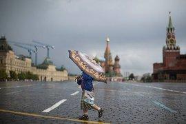 Синоптики дают очень плохой прогноз для Москвы: