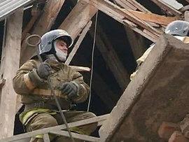 В центре Москвы обрушились перекрытия строящегося дома, есть пострадавшие