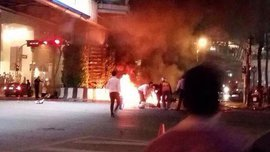 Ад в Таиланде: в центре Бангкока произошел мощный взрыв — фото, видео