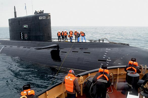 Un nouveau dispositif pour les sous-marins créé en Russie