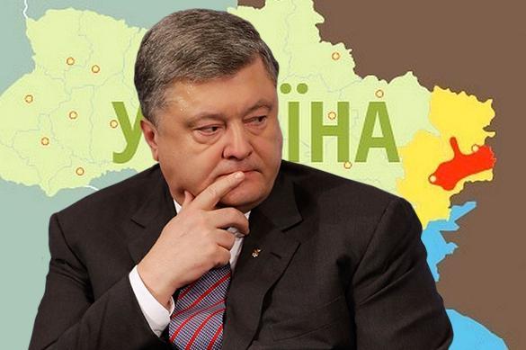 Pour Porochenko, le Donbass n'est pas occupé