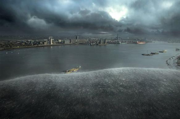 Les inondations dévastatrices pourraient ravager l'Europe