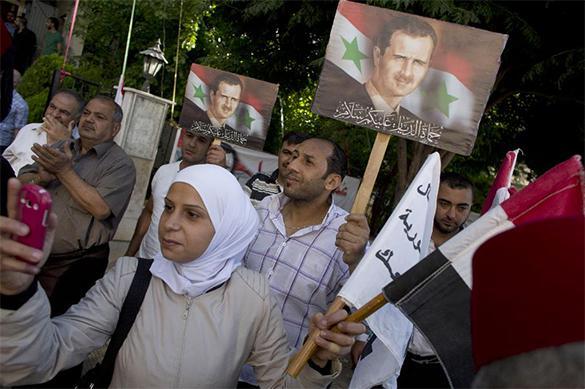 Les responsables de l'avenir d'Assad dévoilés