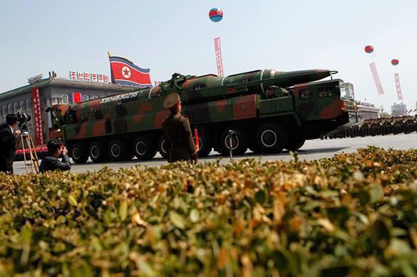 L'armée russe en état d'alerte suite à un tir nord-coréen