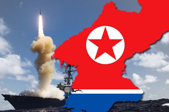 Trump serait prêt à effectuer une frappe nucléaire contre la Corée du Nord