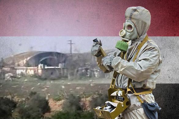 Damas attend les inspecteurs de l'OIAC à la base de Shayrat