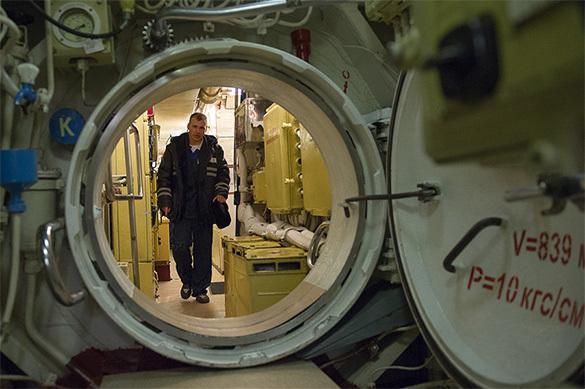 La marine russe sera équipée du plus grand sous-marin au monde