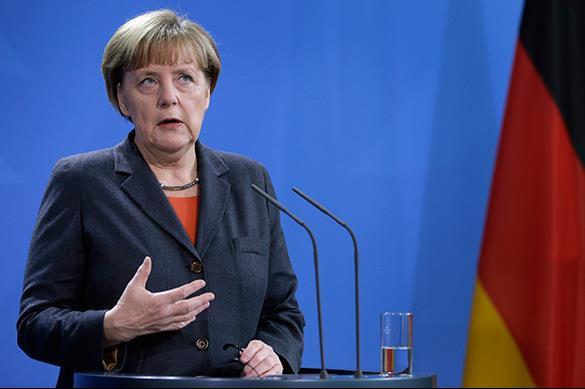 Merkel prête à lutter contre le terrorisme à côté de Poutine