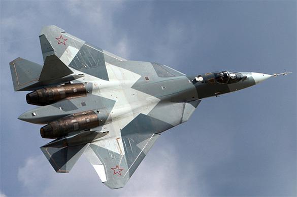 """Le chasseur russe T-50 devient """"un tueur de bateaux"""""""