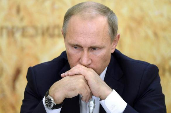 Vladimir Poutine : Nous ne laisserons pas les actes terroristes en Crimée impunis !