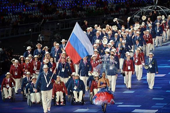 La Russie fera ses propres Jeux Paralympiques