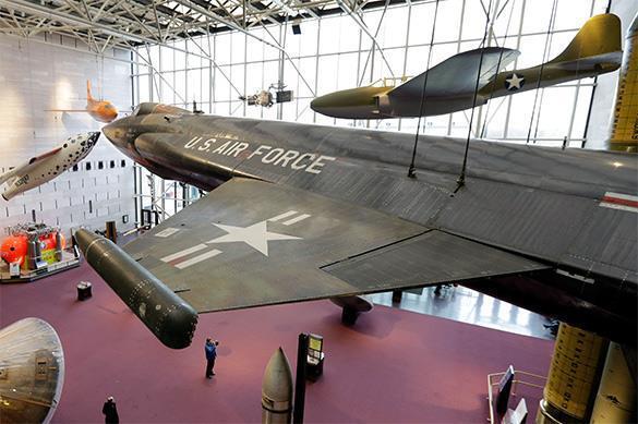 Bombardiers spatiaux, nouveau concept américain