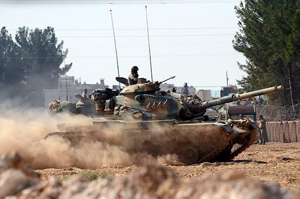 La Syrie balkanisée par les Grands. Manoeuvre amorcée.