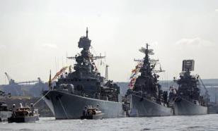 La Méditerranée devient le lac russe
