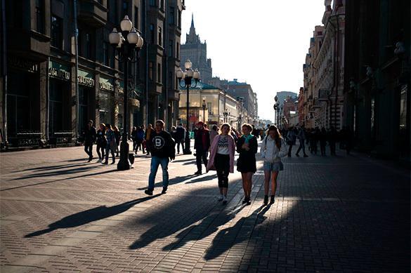 Stratfor: la Russie est un pays des gens libres, point un pays agresseur