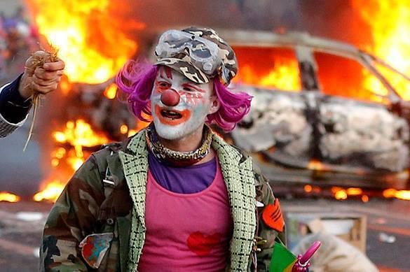 Les Russes ont été prévenus à propos des «clowns-tueurs» infestant l'Albion