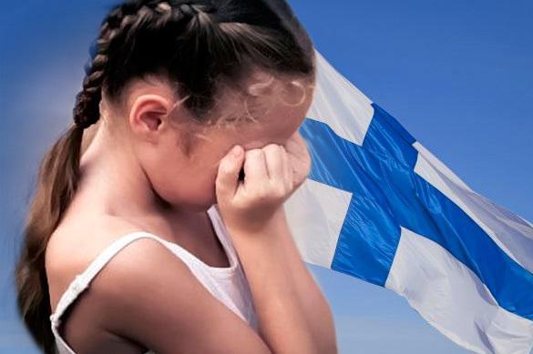 La Finlande vole les enfants russes