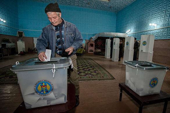 A nous la Moldavie: un président prorusse vient de se faire élire