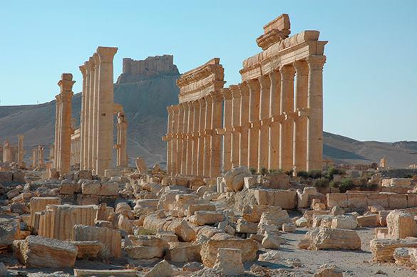 Palmyre vient de tomber... Mais est-ce pour longtemps?