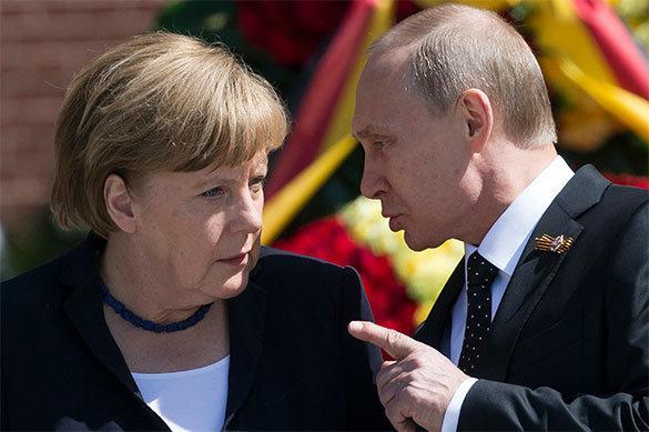 Stratfor: en 2017, la Russie peut avoir une prise de bec avec l'Allemagne
