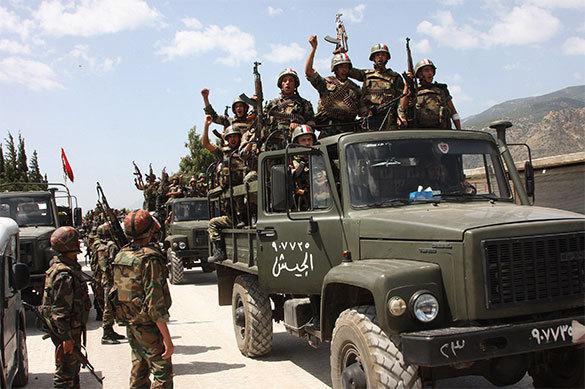 «C'est nous qui avions apporté la paix en Syrie!», signé Washington
