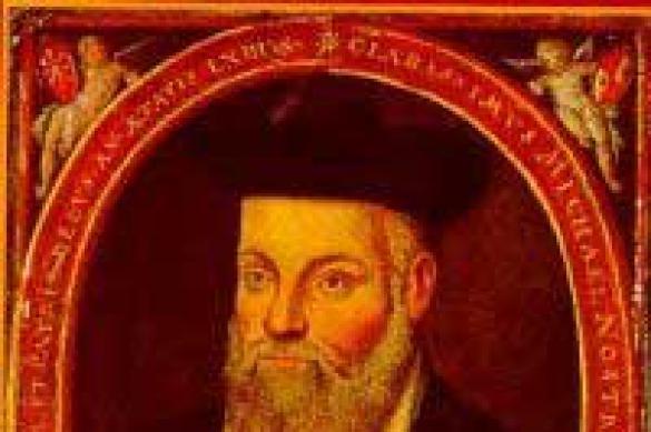 Nostradamus sur Poutine