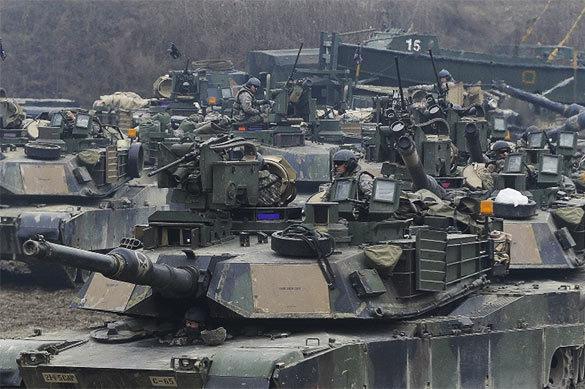CNN: Oui, les troupes de l'OTAN sont aux portes de la Russie.