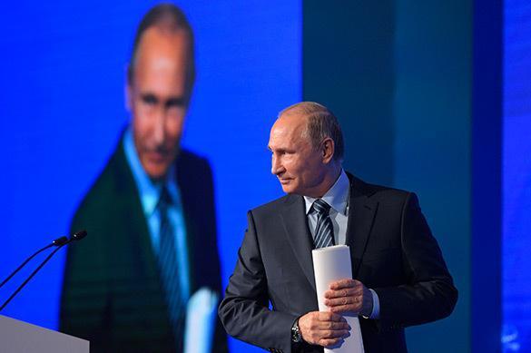 Les Américains adorent Poutine! Enfin, pas tous…