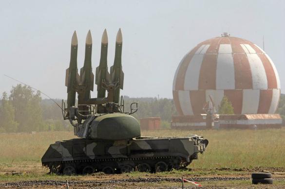 La Russie renforce la protection du ciel de la Crimée