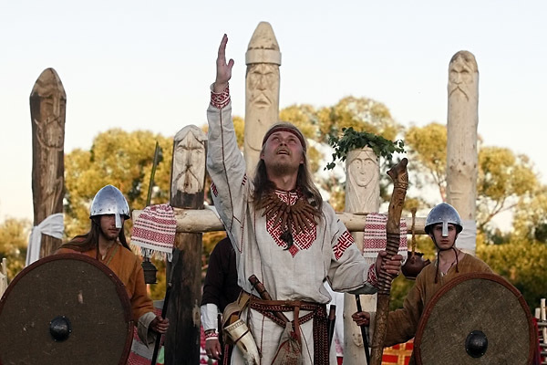 Версия: православие на Русь привели жрецы