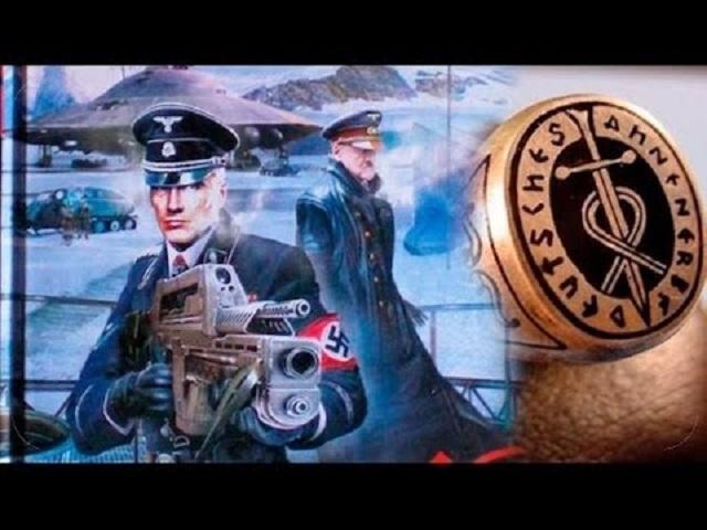 Top-Secret: Экстрасенсы на службе Третьего рейха
