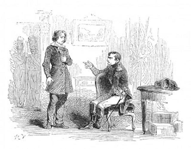 Как юный Фридрих Штапс поверг в шок Наполеона
