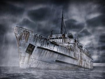 """""""Призрак Ладоги"""" продолжает пугать  рыбаков"""