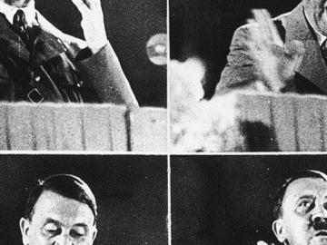 О том, как Гитлер стал фашистом, рассказали врачи