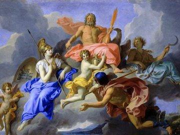Дети Зевса