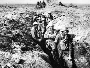 Причина разгара первой мировой войны