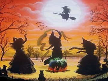 Суеверное средневековье: где скрывались ведьмы?
