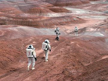 В NASA решили поселить людей на Венеру