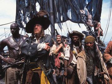 Каперы - пираты на королевской службе