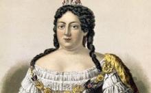Императрица Анна Иоанновна: восшествие на престол