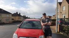 Глухота не помешала мужчине сдать экзамен на водителя
