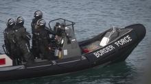 Три лодки с 36 мигрантами перехвачены британской береговой охраной