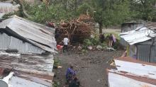 К Мозамбику приближается новый циклон. Он может быть даже сильнее