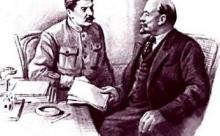 Почему поссорились Ленин и Сталин?
