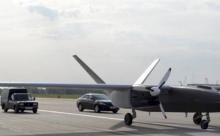 В России продолжили создание беспилотного военного самолета