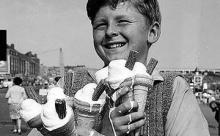 История мороженого: от императоров до Тетчер