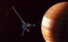 """Космический аппарат """"Галилео"""" - покоритель Юпитера"""