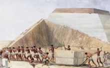 Строители пирамид Древнего Египта были свободными людьми
