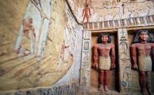 В Египте обнаружили сохранившиеся гробницы Римской эпохи