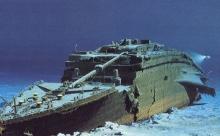 """Возможно ли поднять """"Титаник"""" со дна океана?!"""